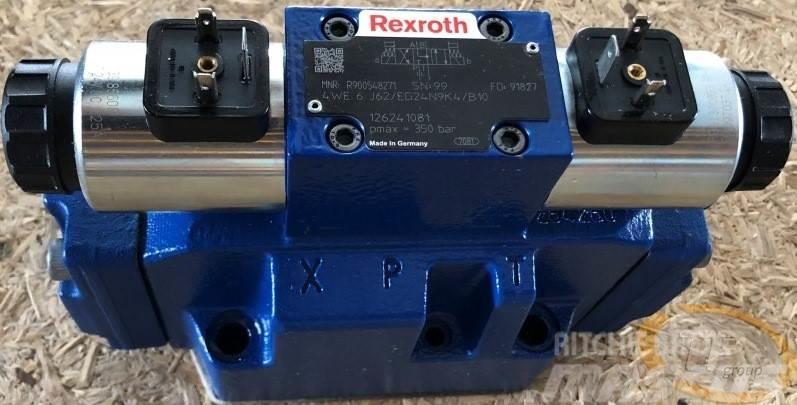 Rexroth R900978983 Wegeventil 4WEH16 Wegeventil