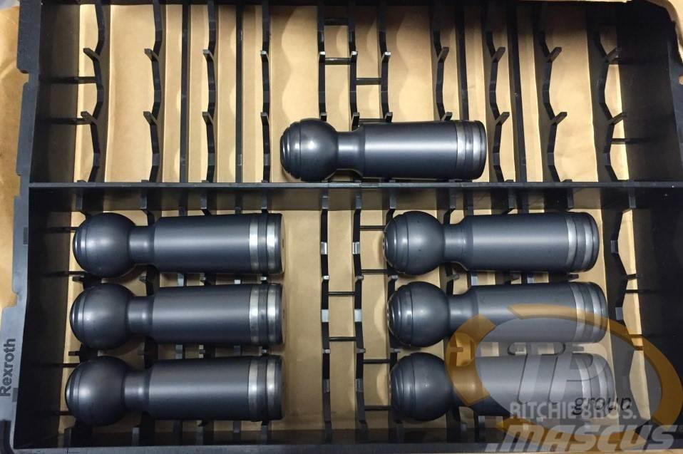 Rexroth R902021906 Kolben A6VM200