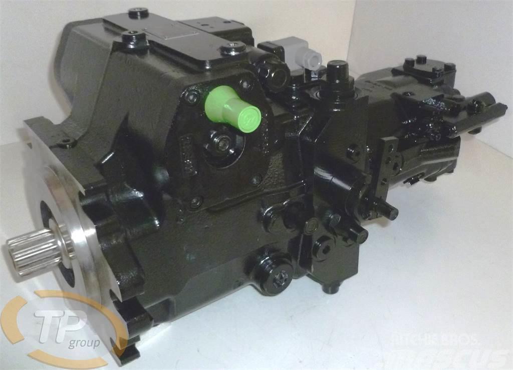 Rexroth R902055429 Verstellpumpe A4VG125