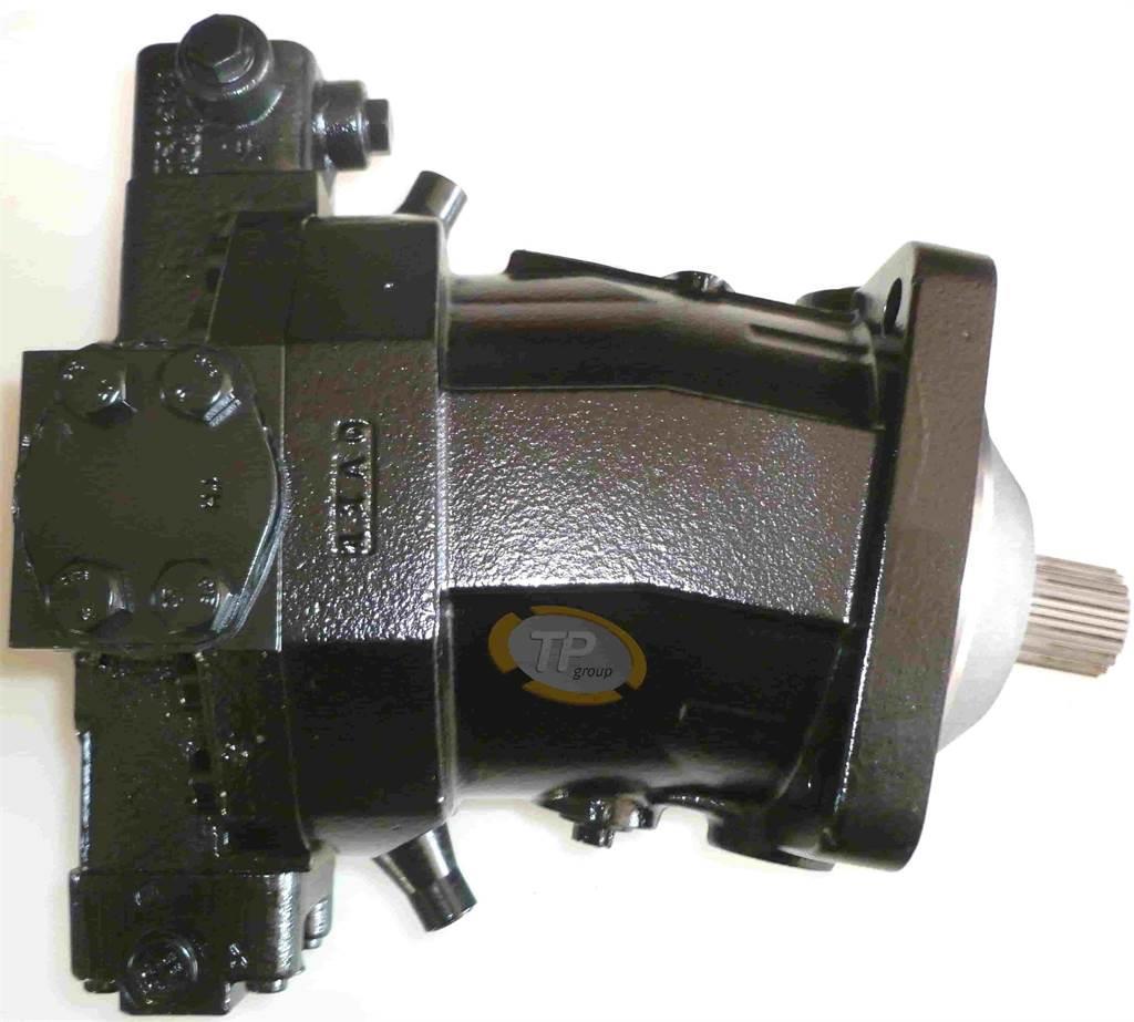 Rexroth R902067704 A6VM107HA1T/63W-VZB027A