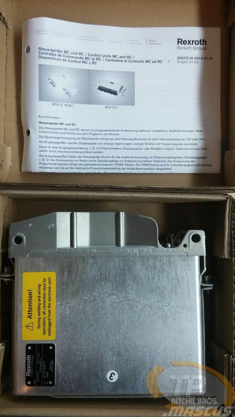 Rexroth R902069679 MC7 S721 Controller