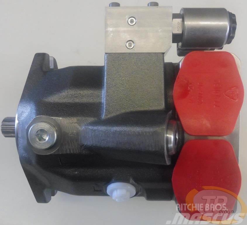 Rexroth R902417346 Verstellmotor A10VM45EZ1