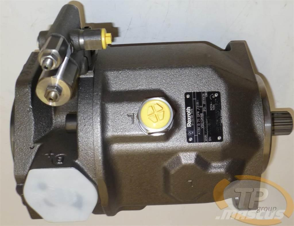 Rexroth R902450491 A10VO71DFR/31R-VSC12K68