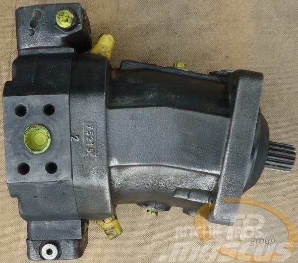 Rexroth R909604020 A6VM80DA1/63W-VZB020B
