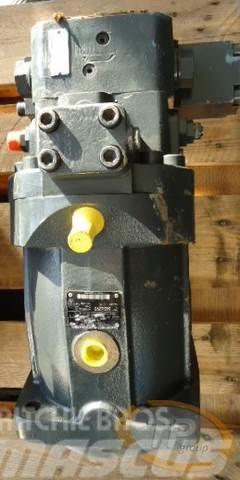 Rexroth R909604731 A6VM160HA1T/60W-PZB380A-SV