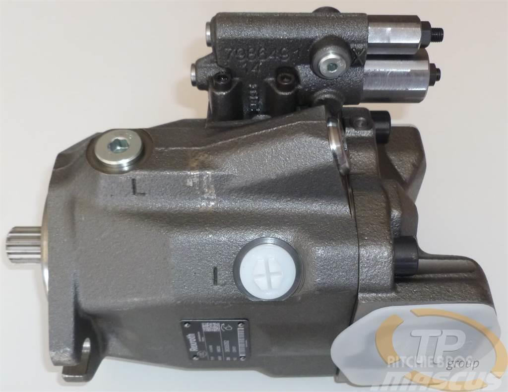 Rexroth R910986290 Verstellpumpe A10VO60DFR/52R