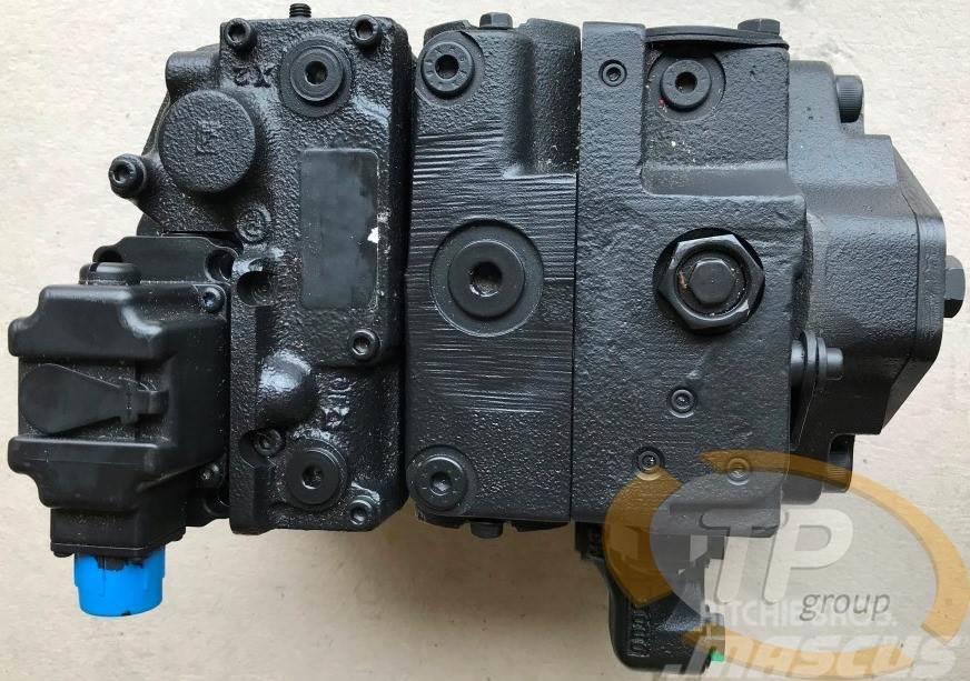 Sauer Danfoss 330022071 701750 Marini Verstellpumpe