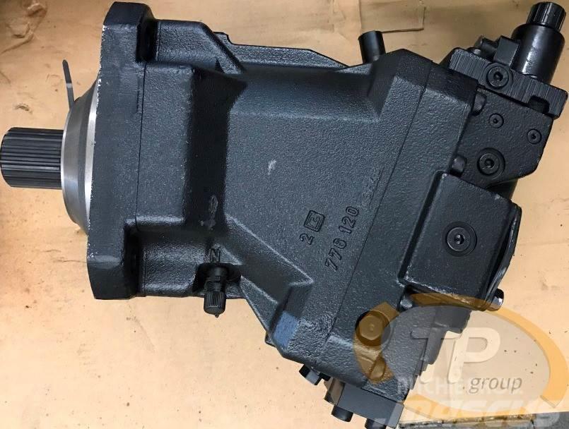 Sauer Danfoss 512990 51D160AD5N Verstellmotor