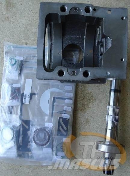 Sauer Danfoss 90R075 Gehäuse Sauer Danfoss Merlo