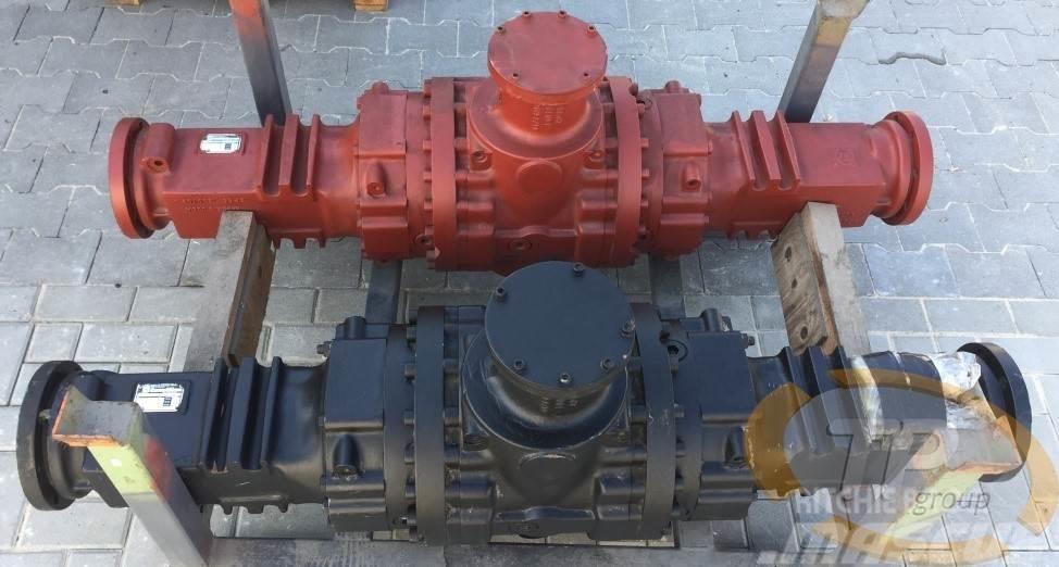 ZF 118447 MT-C 3075 ZF Achse Amman