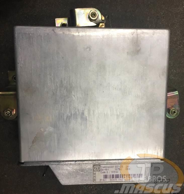 ZF 38211155121 Steuergerät ZF 6009-047-663