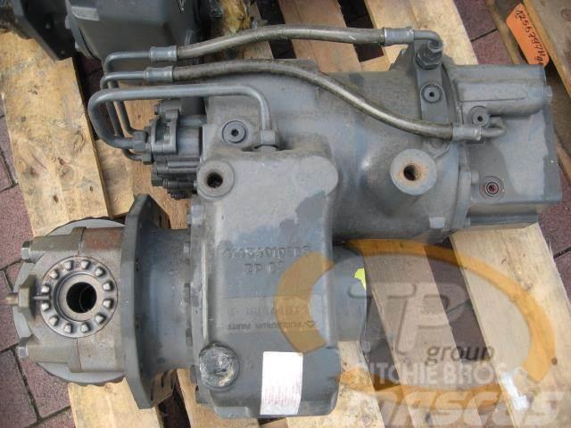 ZF Furukawa 1255797H91 ZF 2HL100 Getriebe