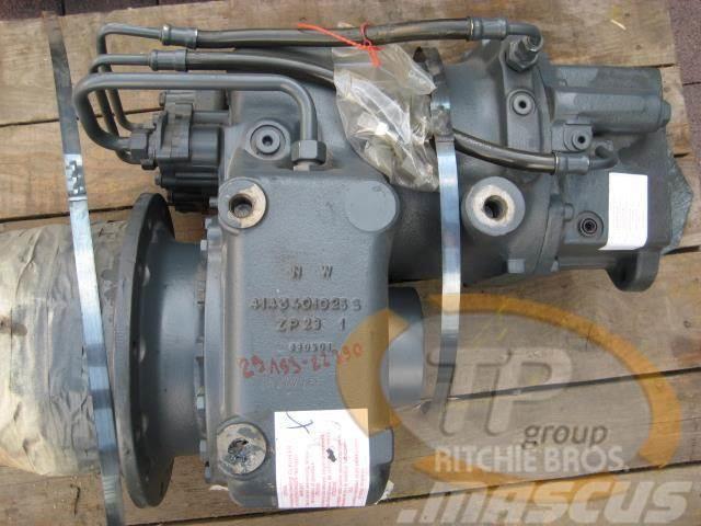 ZF Furukawa 291530-22390 ZF 2 HL100 Getriebe