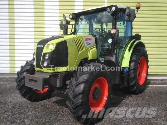 CLAAS ARION 410 T4