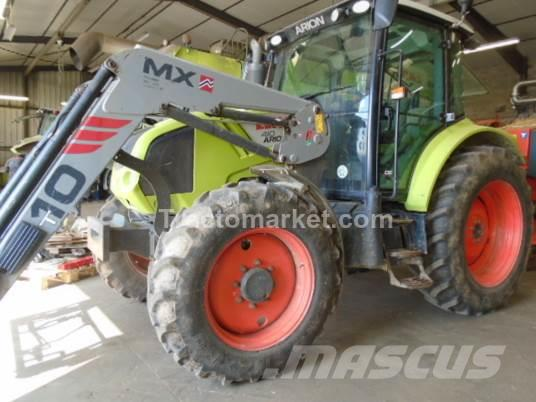CLAAS ARION 410 CIS TRADITION