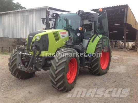 CLAAS ARION 460 T4F