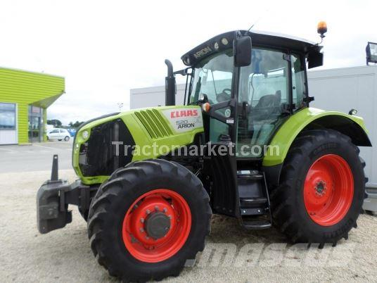 CLAAS ARION 520 CIS INTENSIVE