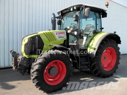 CLAAS ARION 520 CIS T4