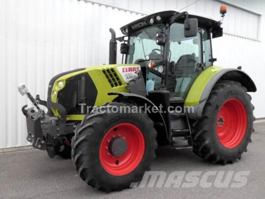 CLAAS ARION 530 ARION 530 CIS