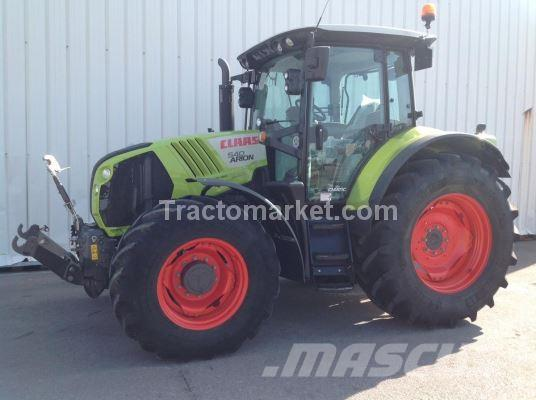 CLAAS ARION 540 CMATIC