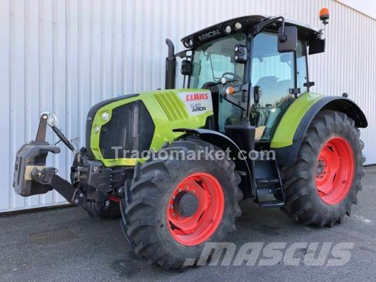 CLAAS ARION 540 ARION 540 CIS T4I