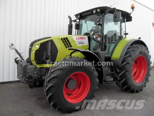 CLAAS ARION 640 ARION 640