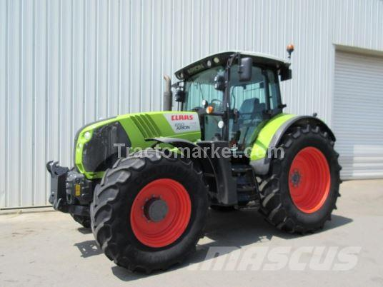 CLAAS ARION 650 CEBIS T4I