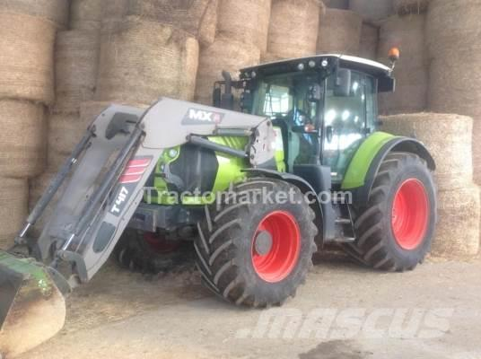 CLAAS ARION 650 T4 CEBIS