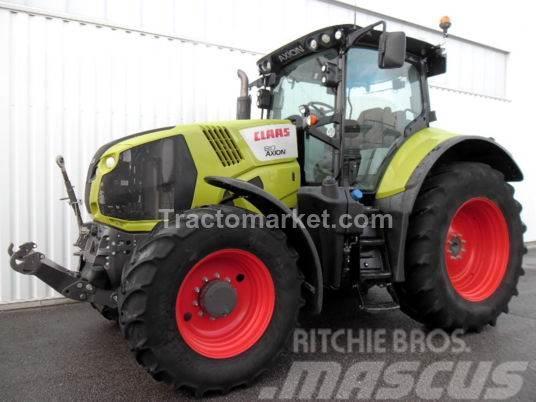 CLAAS AXION 810 CIS T4