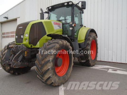CLAAS AXION 820 CMATIC INTENSIVE