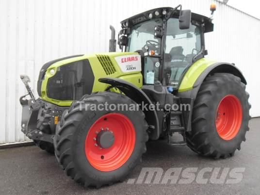 CLAAS AXION 830 CMATIC T4