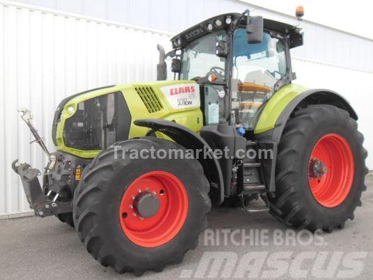 CLAAS AXION 850 CIS T4