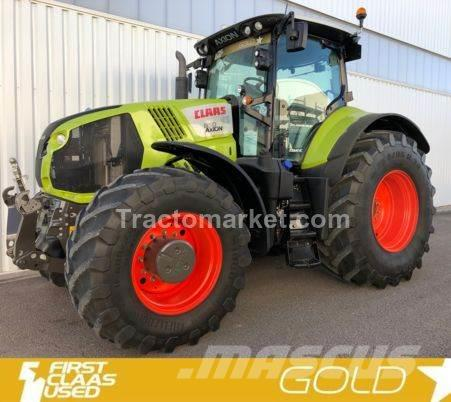 CLAAS AXION 850 AXION 850 CMATIC T4