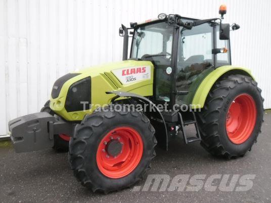 CLAAS AXOS 330 C