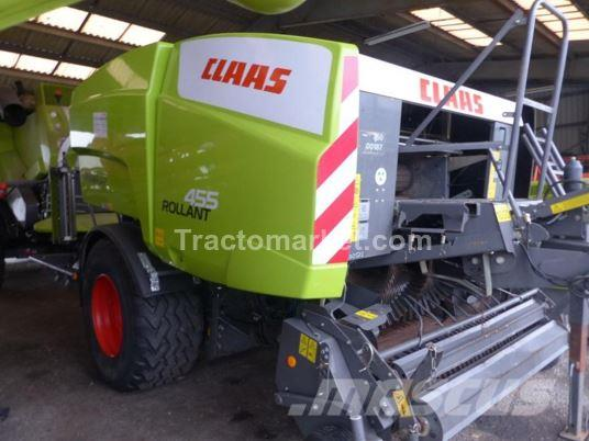CLAAS ROLLANT455RC