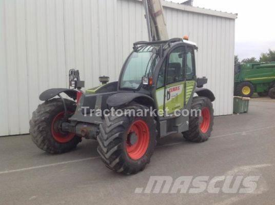 CLAAS SCORPION 7030 - VP 40 Tradition