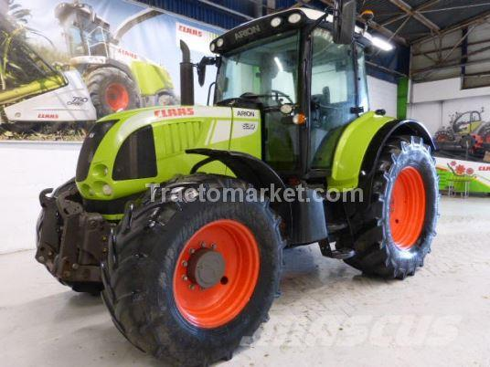CLAAS TRACTEUR ARION 630 CIS