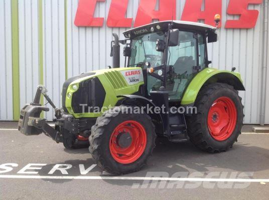 CLAAS TRACTEUR ARION 530 T4I CIS