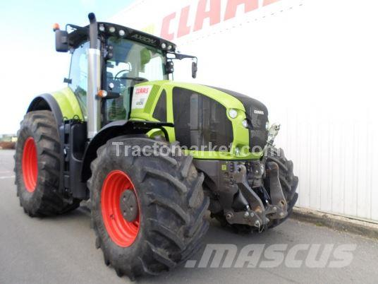 CLAAS TRACTEUR AXION 930