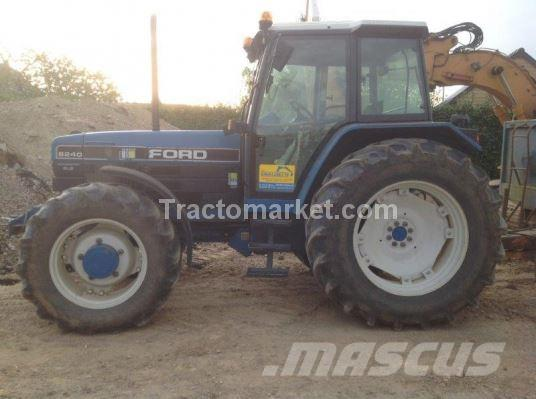 Ford TRACTEUR 8240 SLE