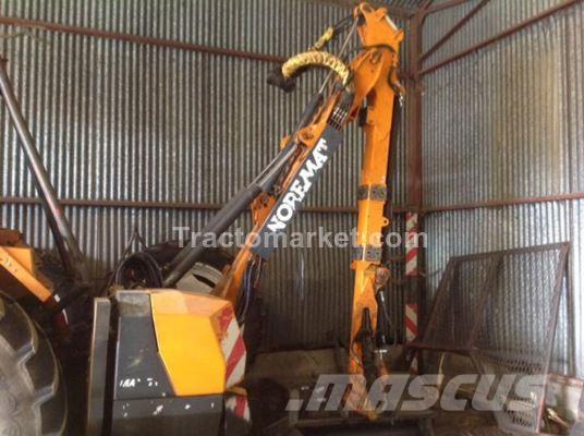 NC NOREMAT MAXIBRAS 73T used