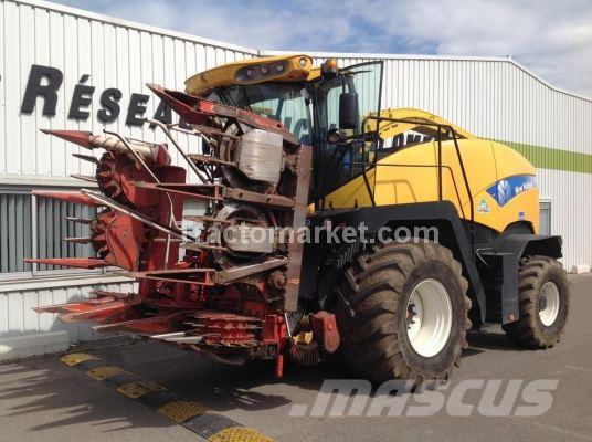 New Holland FR 9040, 2009, Forage harvesters