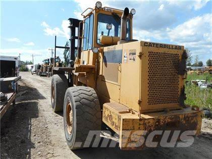 Caterpillar 936 4X4 ARTICULATED ROUGH TERRAIN FORKLIFT