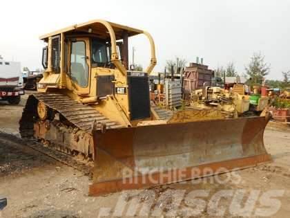Caterpillar D5H LGP Crawler Tractor