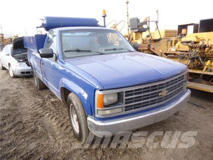 Chevrolet 2500 Single Axle Service Truck