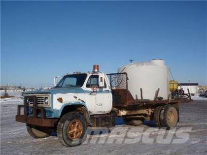Chevrolet C70 FLATBED WATER TRUCK