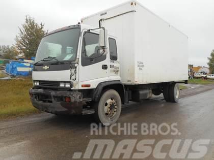 Chevrolet T6500 Single Axle Van Truck