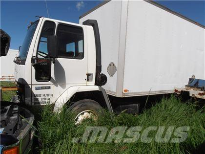 Cabover Trucks For Sale >> Ford 7000 Cabover Van Truck Box Body Trucks Price 2 932 Year