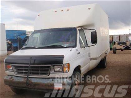 Ford E350 Van Truck