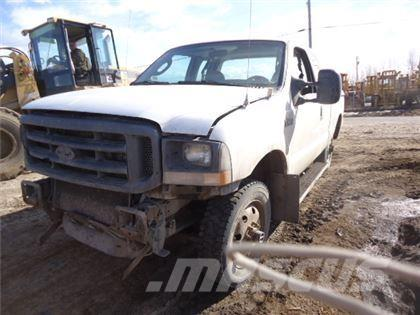 Ford F250 EXT CAB 4X4